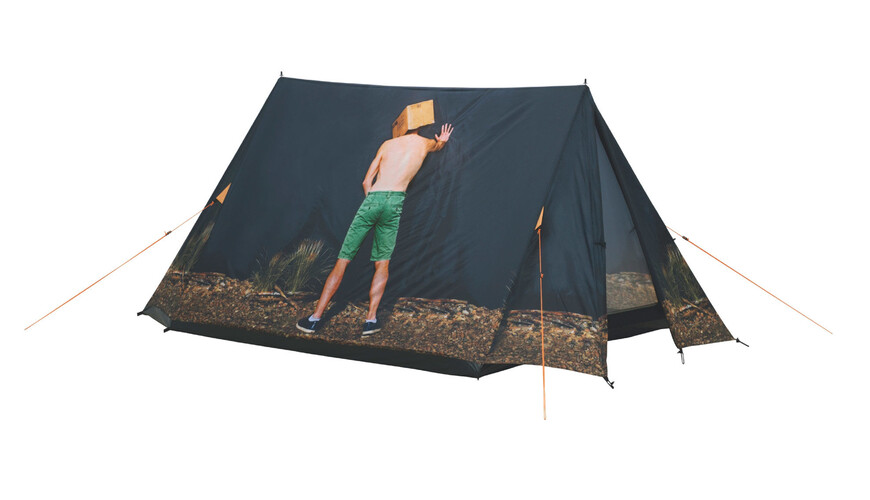 Easy Camp Image Man tent zwart